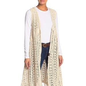 Free People Suncatcher Kimono XS/S